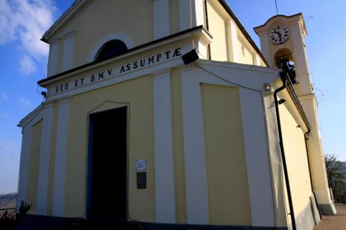 Chiesa Canevino Nostra Signora Assunta